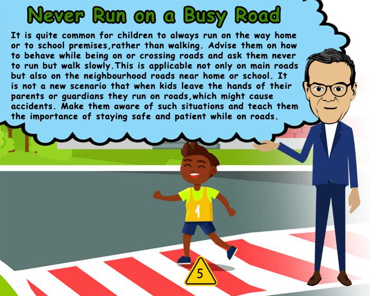 Bob Ultee road safety
